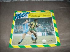 West Bromwich Albion v Ipswich Town, 1980/81
